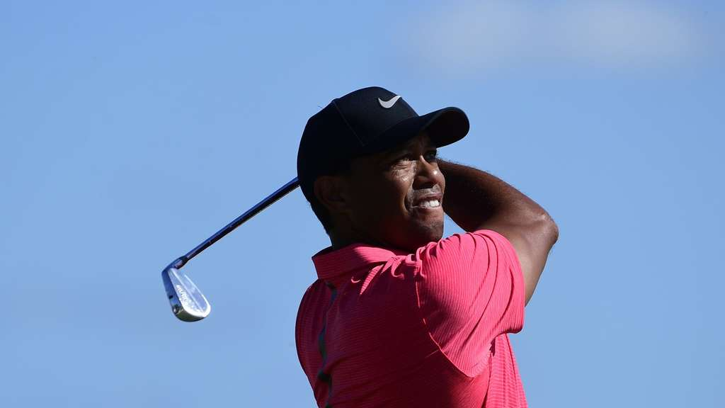 Golf-Star Woods nach Comeback optimistisch für 2018