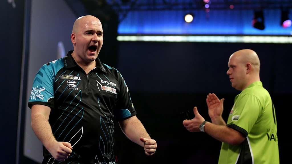"Bulls Eye, Cross und ""The Power"": Das Darts-ABC zum Finale"