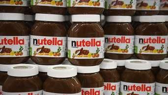 Nutella Carrefour