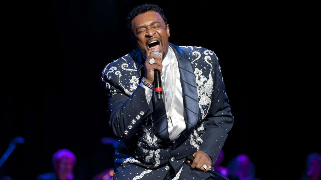 Dennis Edwards, hier im November 2011.