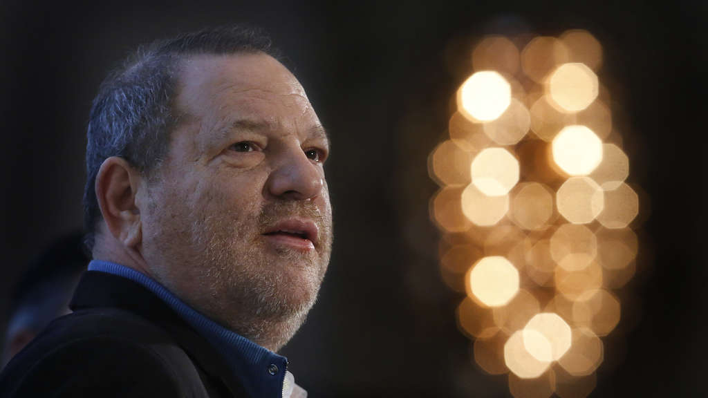 New York verklagt Harvey Weinstein