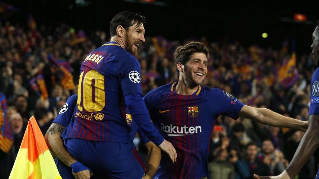 FC Barcelona nach 3 0 gegen Chelsea im Viertelfinale  42ad49e74be