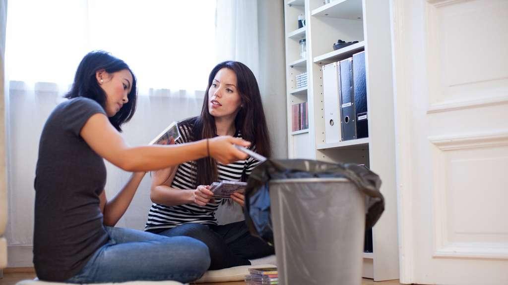 7 Tipps zum Aufräumen und Ordnung halten | Wohnen