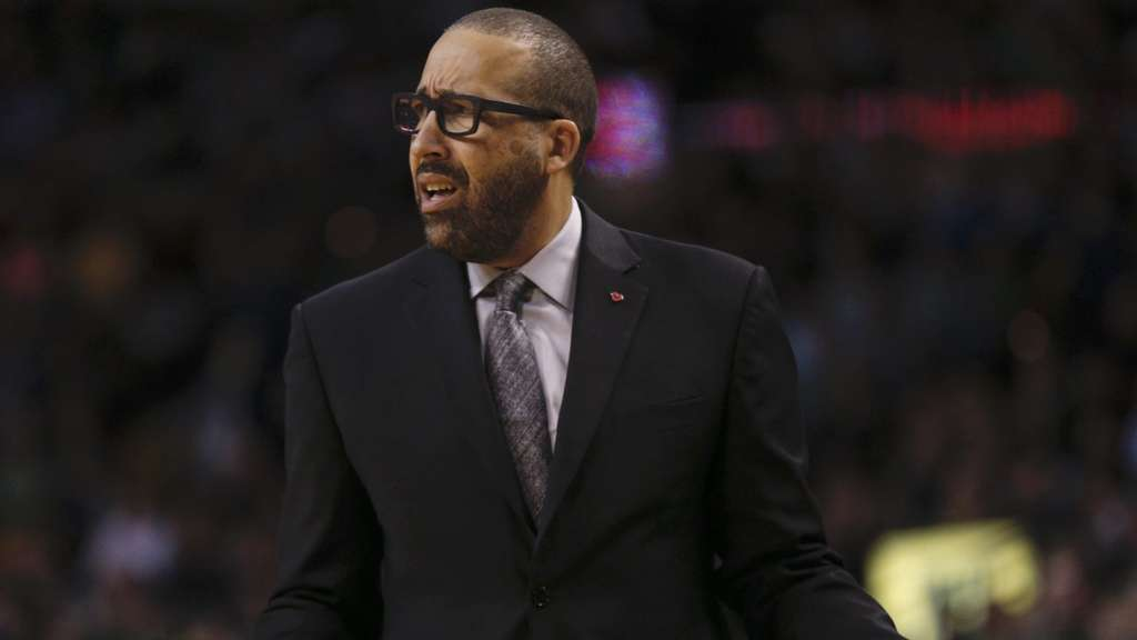 David Fizdale neuer Trainer bei den New York Knicks