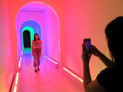 Neuer Museums-Typ in USA giert nach Instagram
