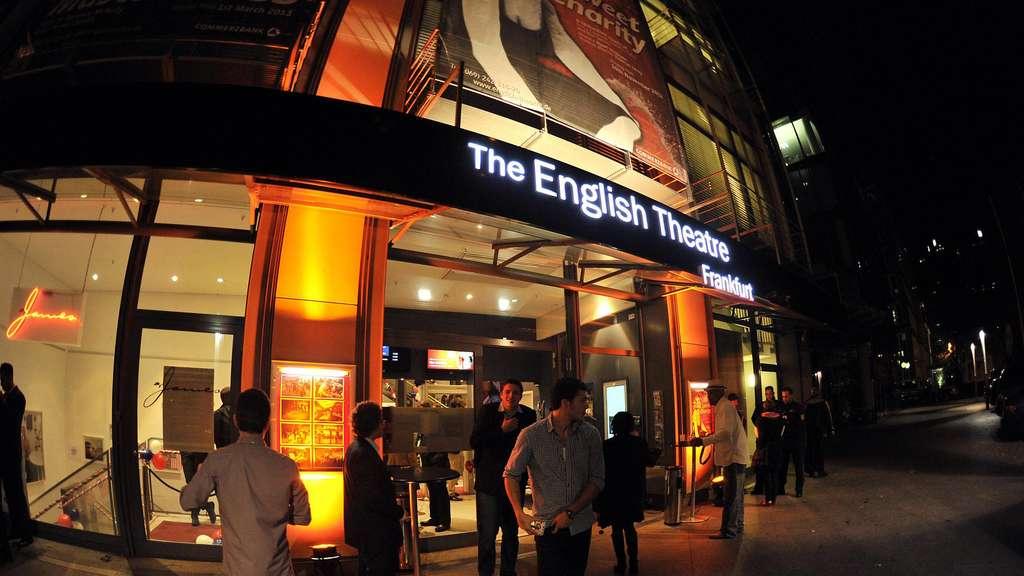 English Theatre Extrem Gut Ausgelastet Theater