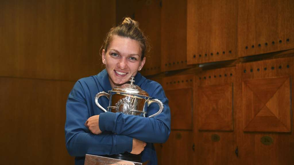 Nun rumänische Sportlegende: Halep feiert French-Open-Titel