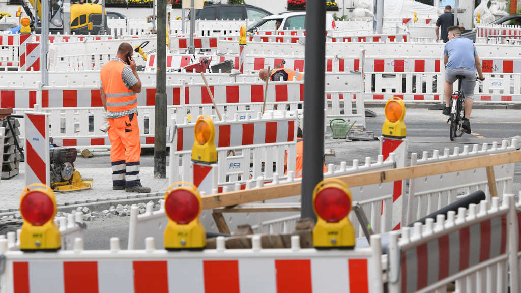 Gute Konjunktur Verteuert Den Straßenbau Spd