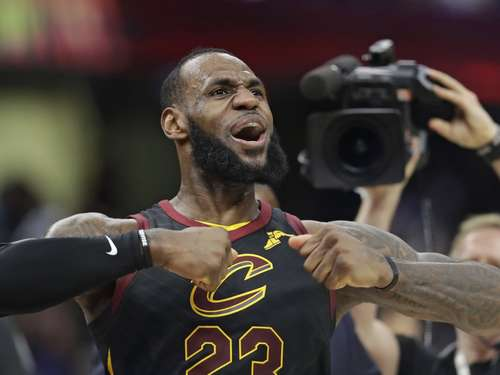 LeBron James' Risiko-Wechsel zu den Los Angeles Lakers