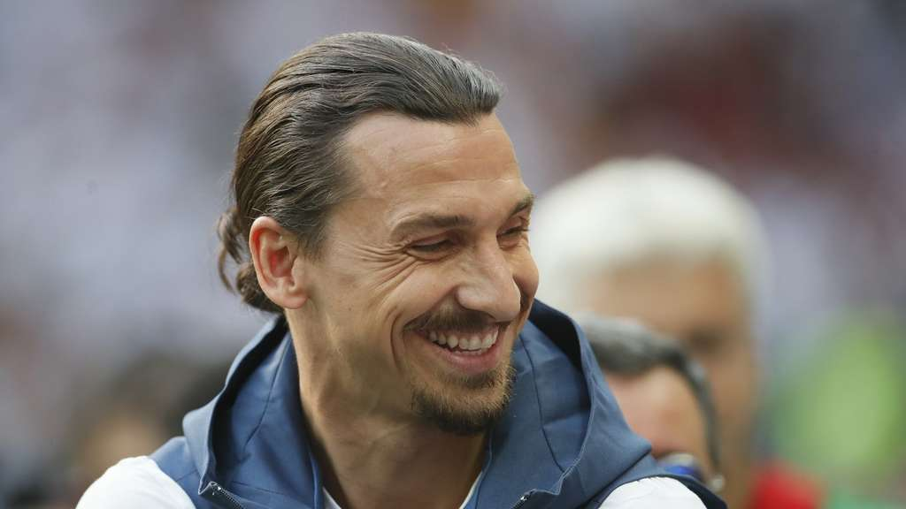 Ibrahimovic-Wette mit Beckham: Ikea oder Fish and Chips