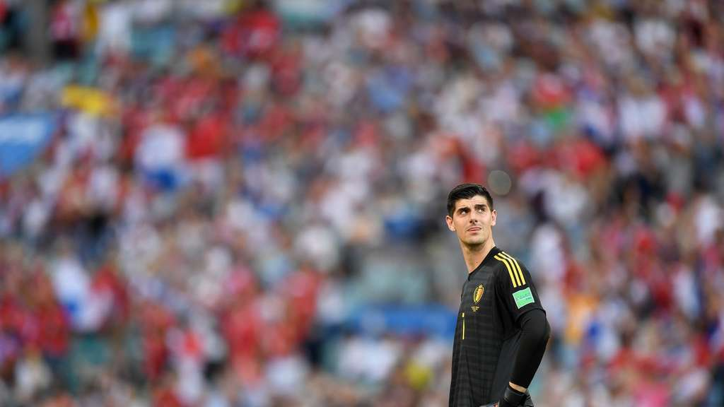 Chelsea-Keeper Courtois wechselt zu Real Madrid
