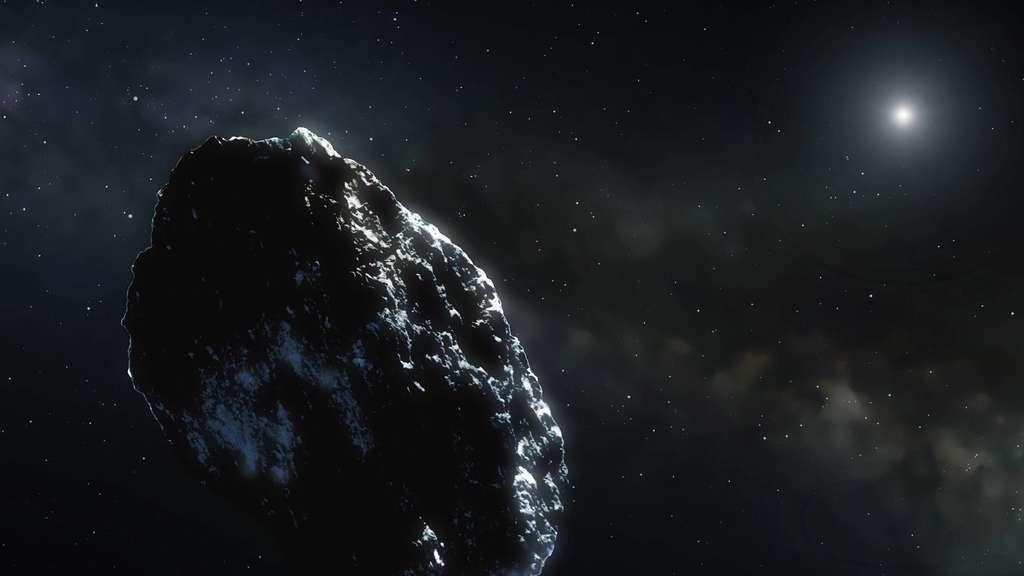 Asteroid Fliegt Nah An Erde Vorbei Wissen