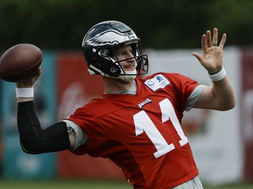 NHL: Philadelphia Eagles besiegt Indianapolis