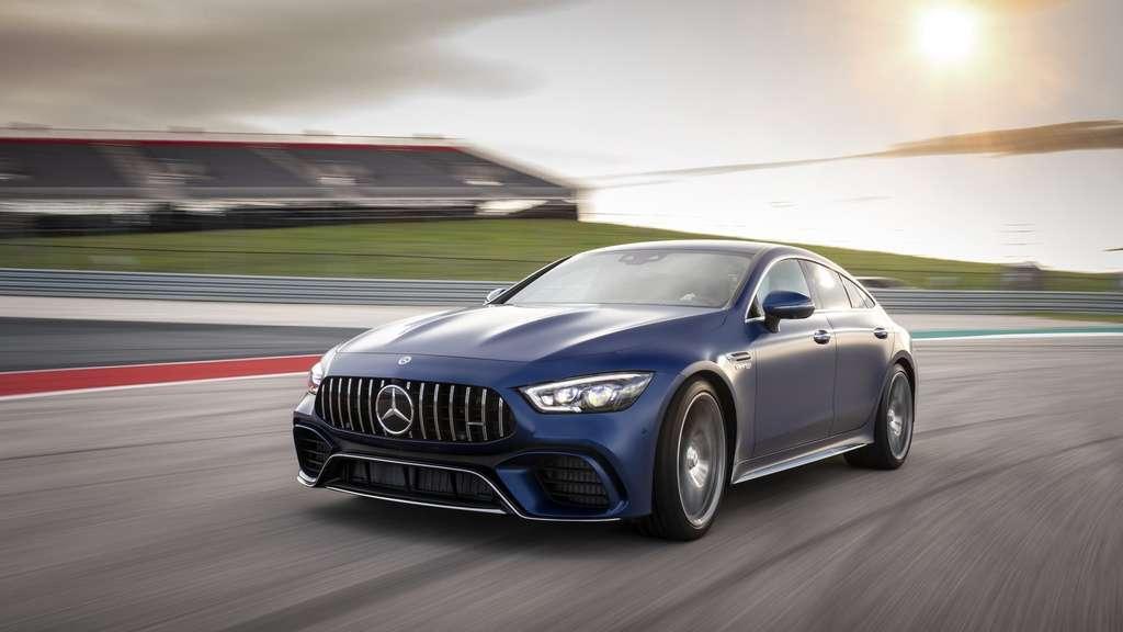 Mercedes Amg Gt 63s Viertürer Im Autotest Auto
