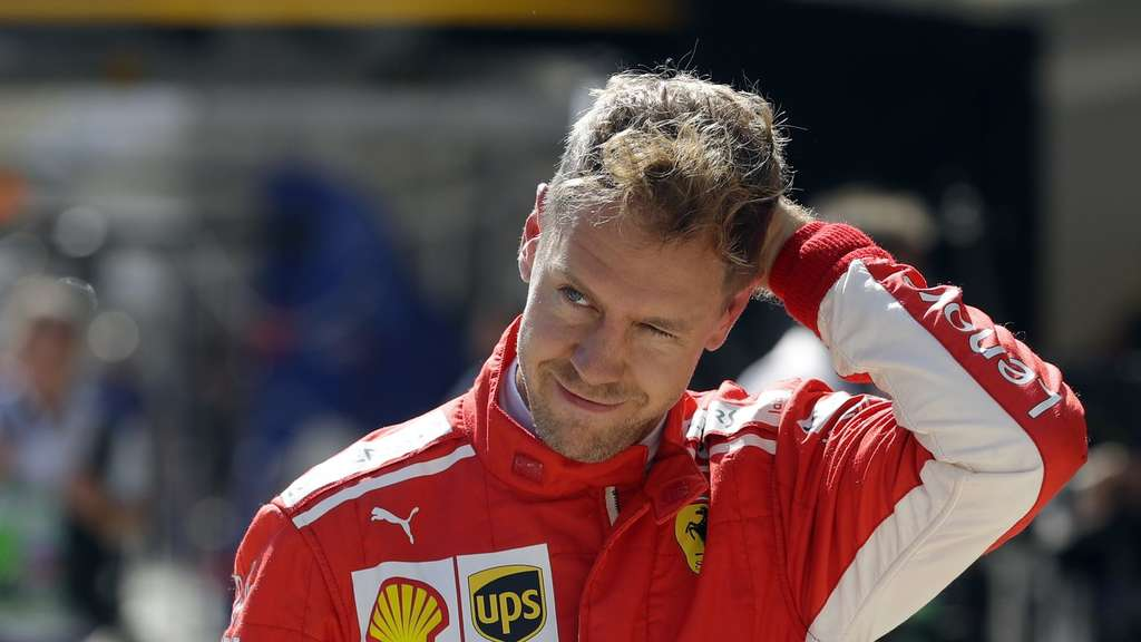 Showtime in den USA: Vettel will Hamilton-Krönung verhindern