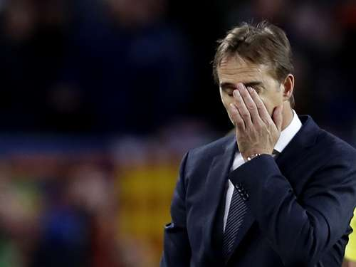 Lopetegui soll bei Real gehen - Kommt Trainer Conte?