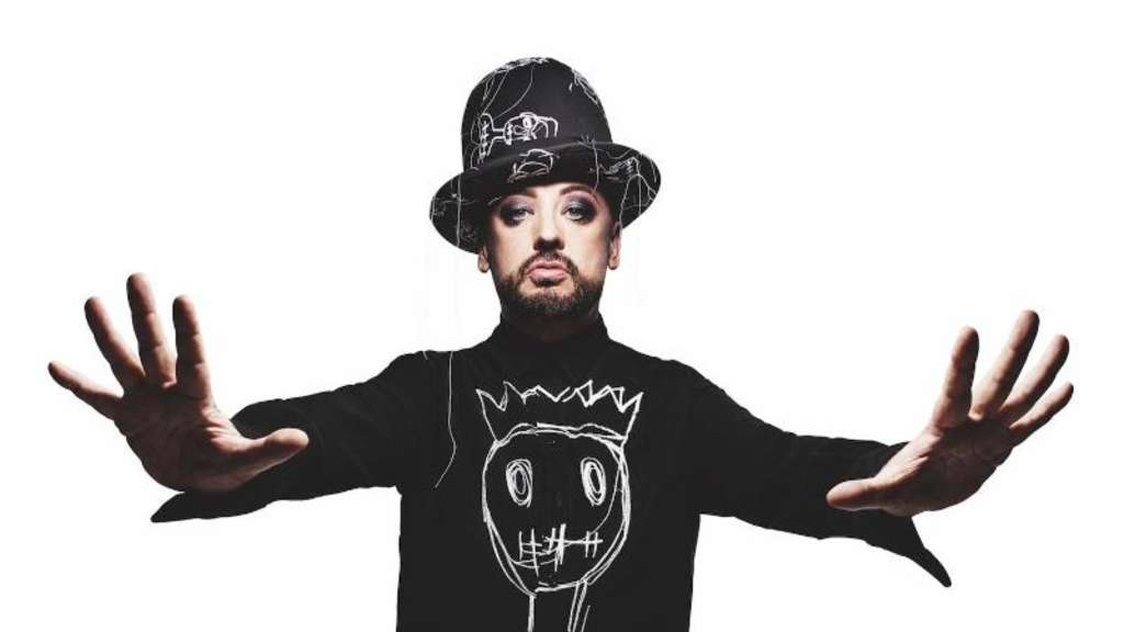 Culture Club: Boy George auf Gute-Laune-Mission