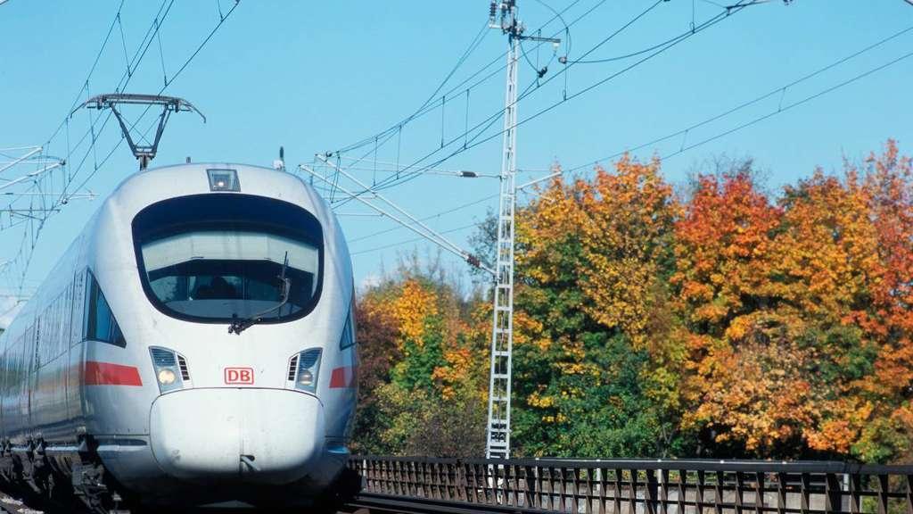 Umstellung Der Ic Linie Marburg Gießen Frankfurt Darmstadt