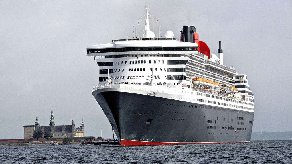 "Zwei Touren mit der ""Queen Mary 2"" starten 2020 in Hamburg."