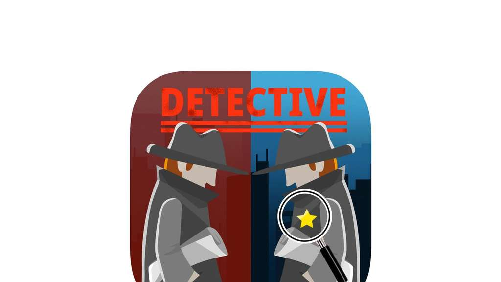 "Weit vorne in den Game-Charts: ""Find Differences: Detective""."