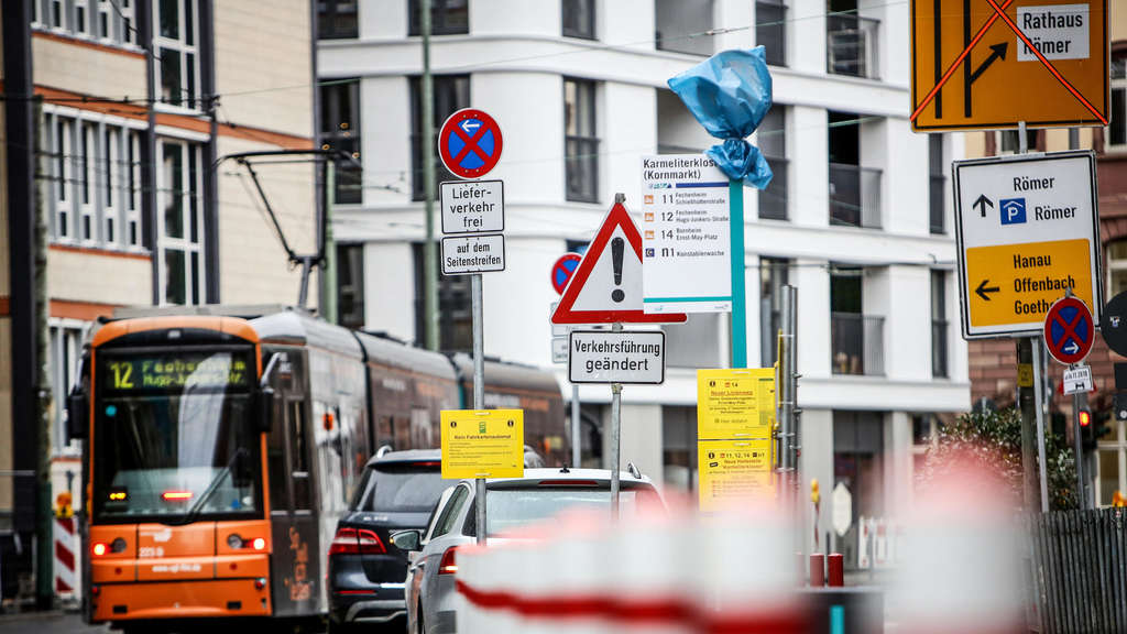 Tramlinie 14 Durch Altstadt Spd