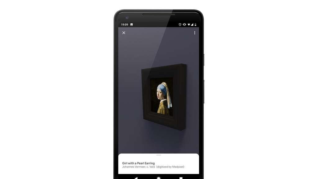 Alle Werke Vermeers In Einem Virtuellen Museum Vereint Wissen