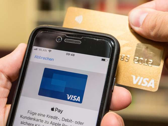 Apple Pay und Google Pay im Test