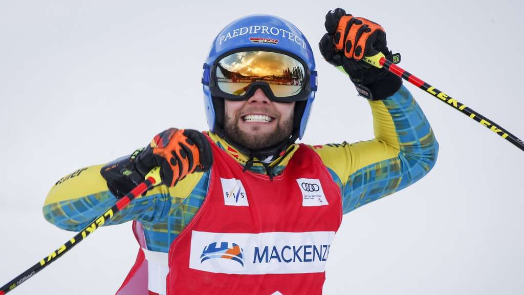 Wurde Vierter beim Weltcup in Innichen: Skicrosser Paul Eckert. Foto (Archiv): Jeff Mcintosh/The Canadian Press