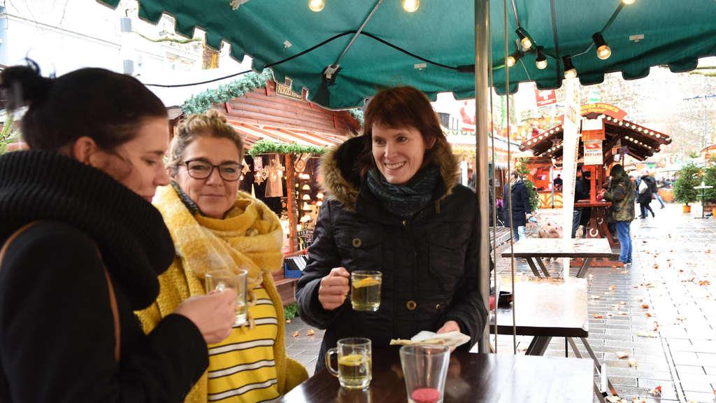 Offenbach Weihnachtsmarkt.Bis Sonntag Wird Weitergefeiert Spd