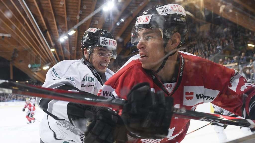 Nürnberg Ice Tigers Verlieren Auch Zweites Spiel Sport A Z