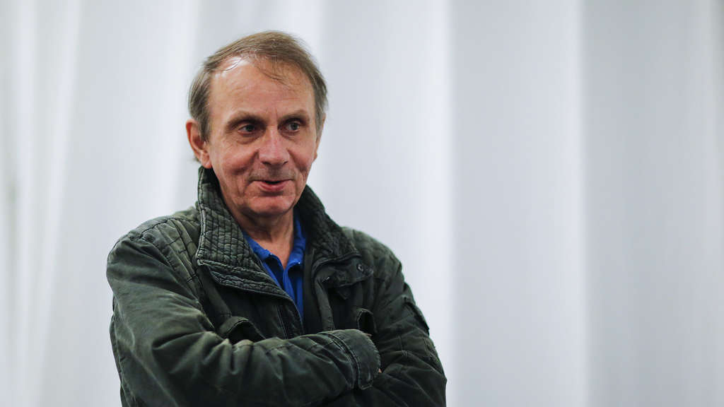 Michel Houellebecq, hier in New York.