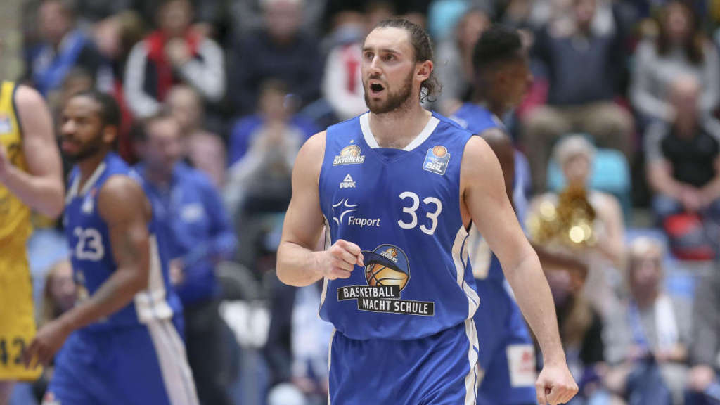 Fraport Skyliners - ALBA Berlin, 1. BBL