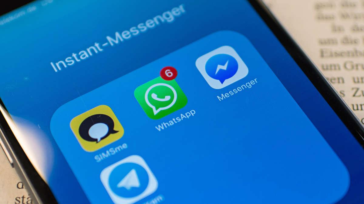 Messenger Bilder Löschen