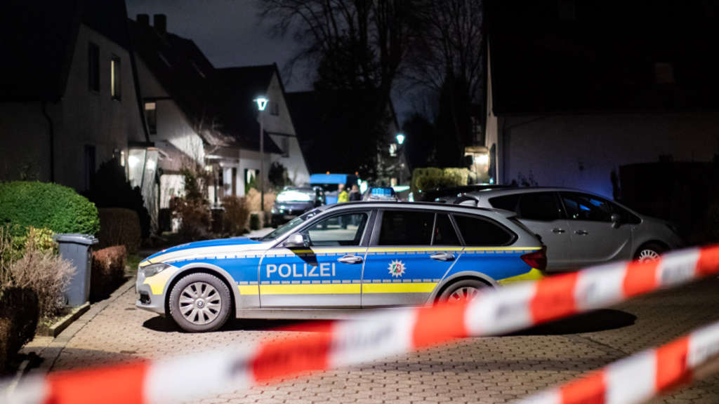 Polizeieinsatz in Bochum