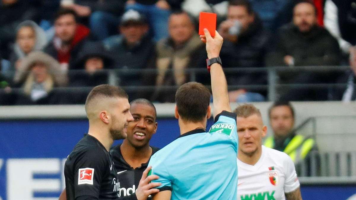 Eintracht Gegen Augsburg