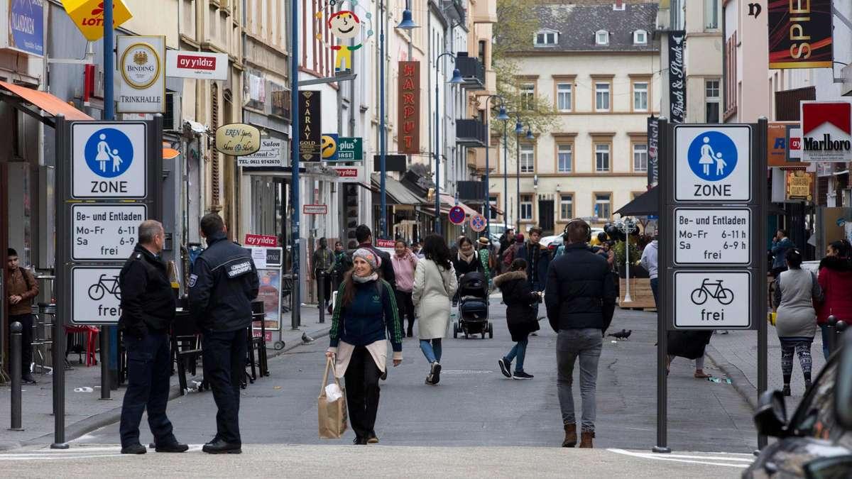 Wettervorhersage Wiesbaden