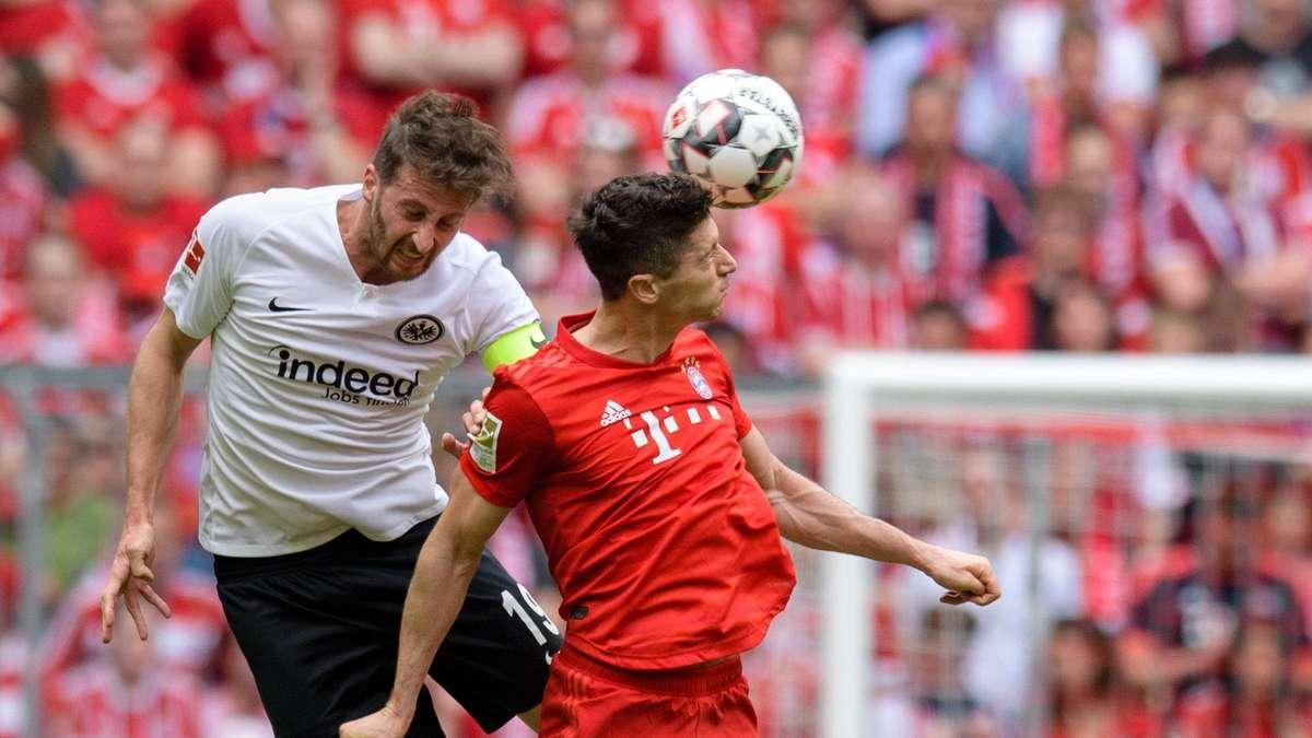 Live-Ticker: Bayern München - Eintracht Frankfurt ...