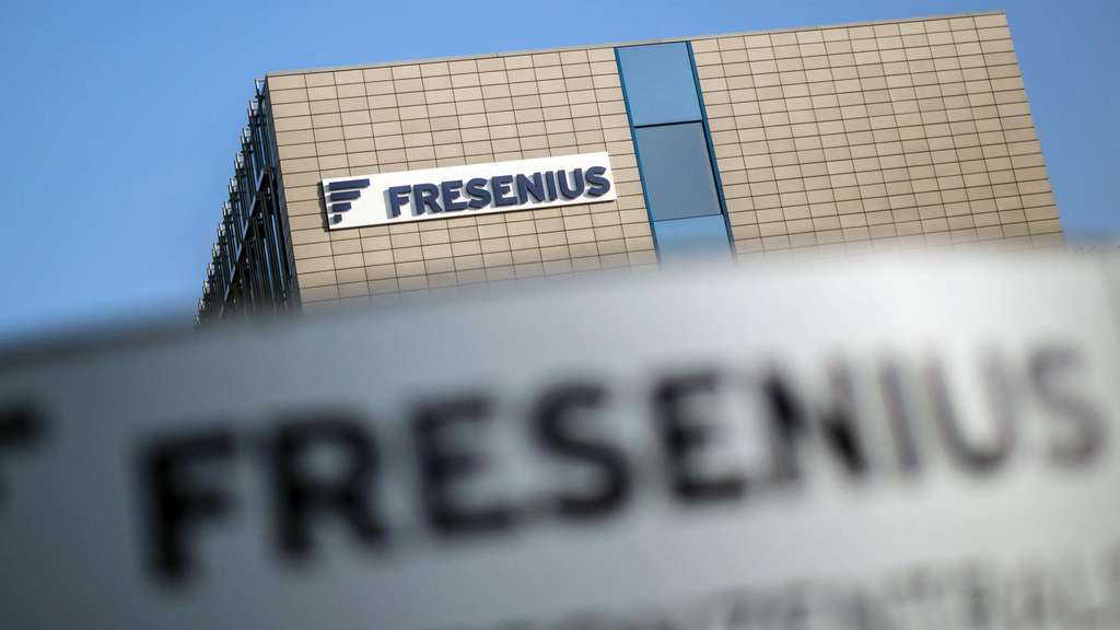 Fresenius-Sitz in Bad Homburg bei Frankfurt.