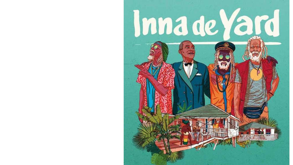 Inna de Yard: Inna de Yard. LP oder CD. Chapter Two/Indigo, ca. 21 / 13 Euro.
