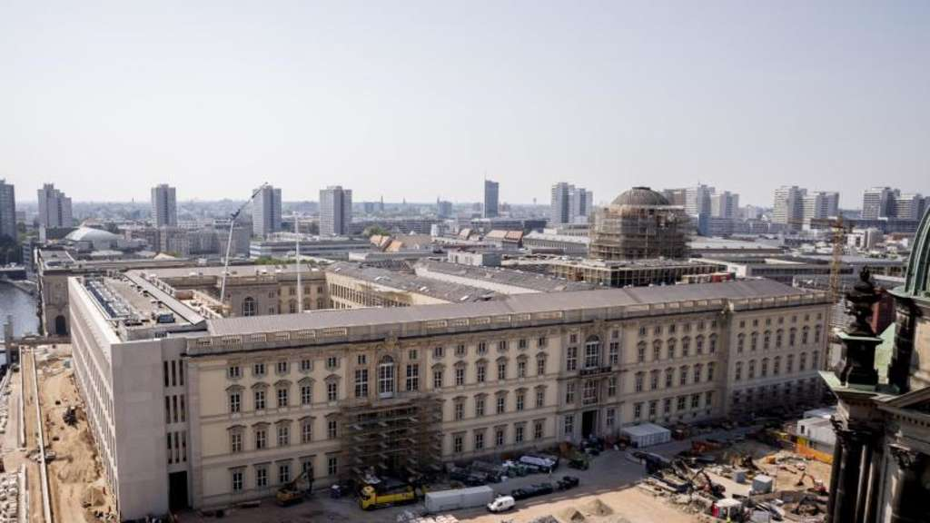 Das Humboldt Forum in Berlin. Foto: Christoph Soeder