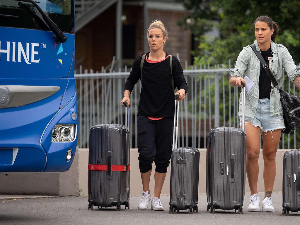 Deutsche Frauen Nach Dem Aus Au Revoir Weltspitze Fussball