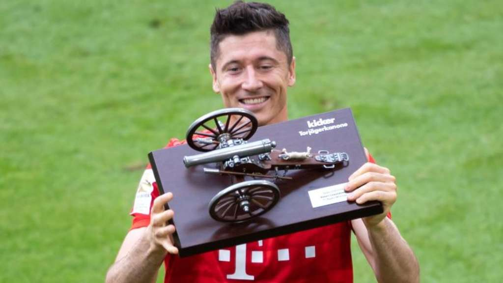 FC Bayern in Hollywood - Lewandowski-Film läuft noch lange