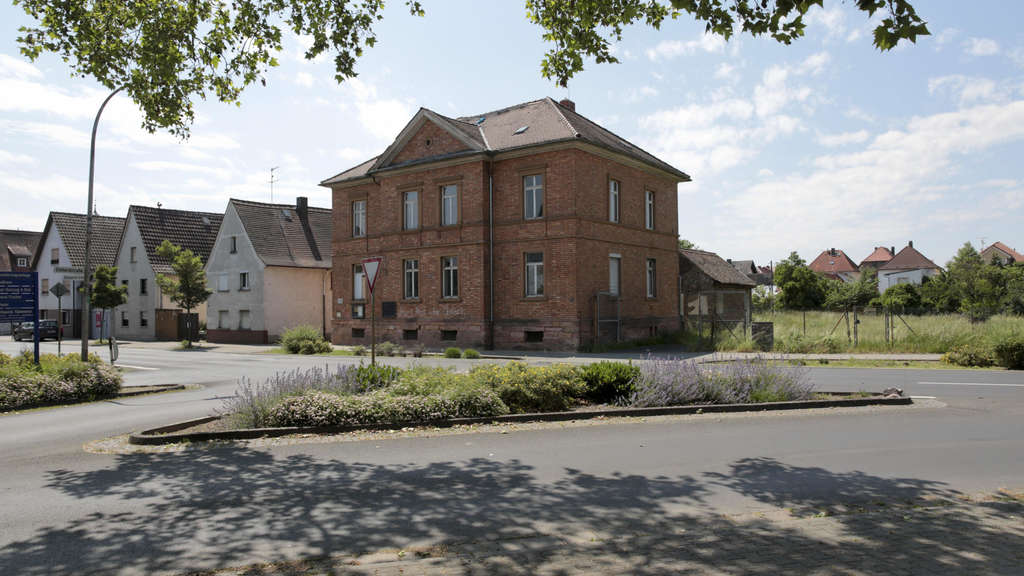 Alternativplanung fürs Doktorhaus in Rodgau