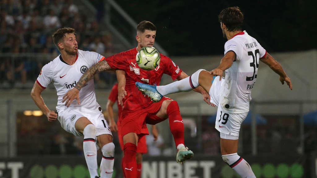 Eintracht Frankfurt Gegen Fc Vaduz Europa League Heute Live