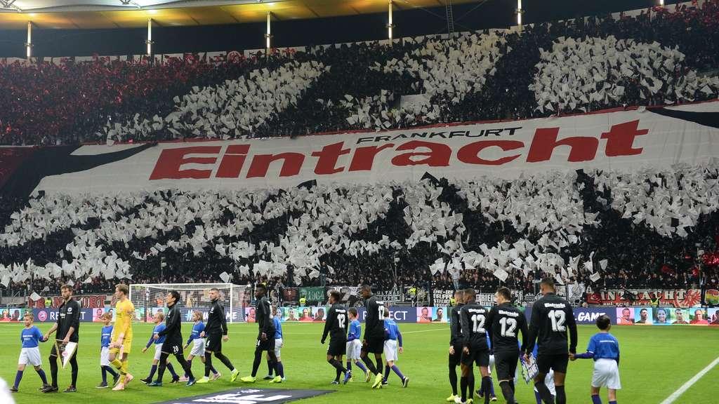 Eintracht Frankfurt Zwei Partien Live Im Free Tv Eintracht