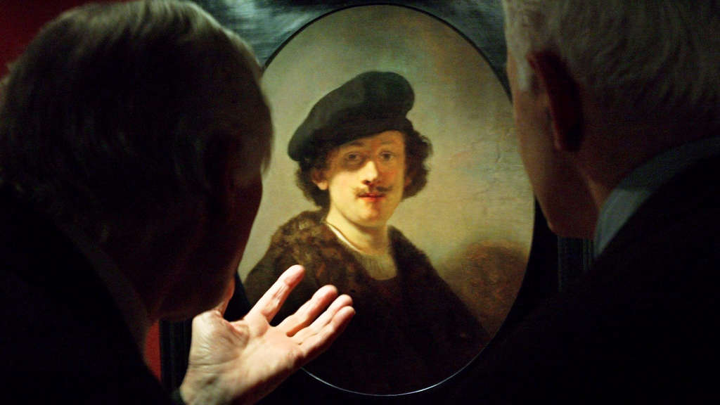 Rembrandt: Der Nationalheilige