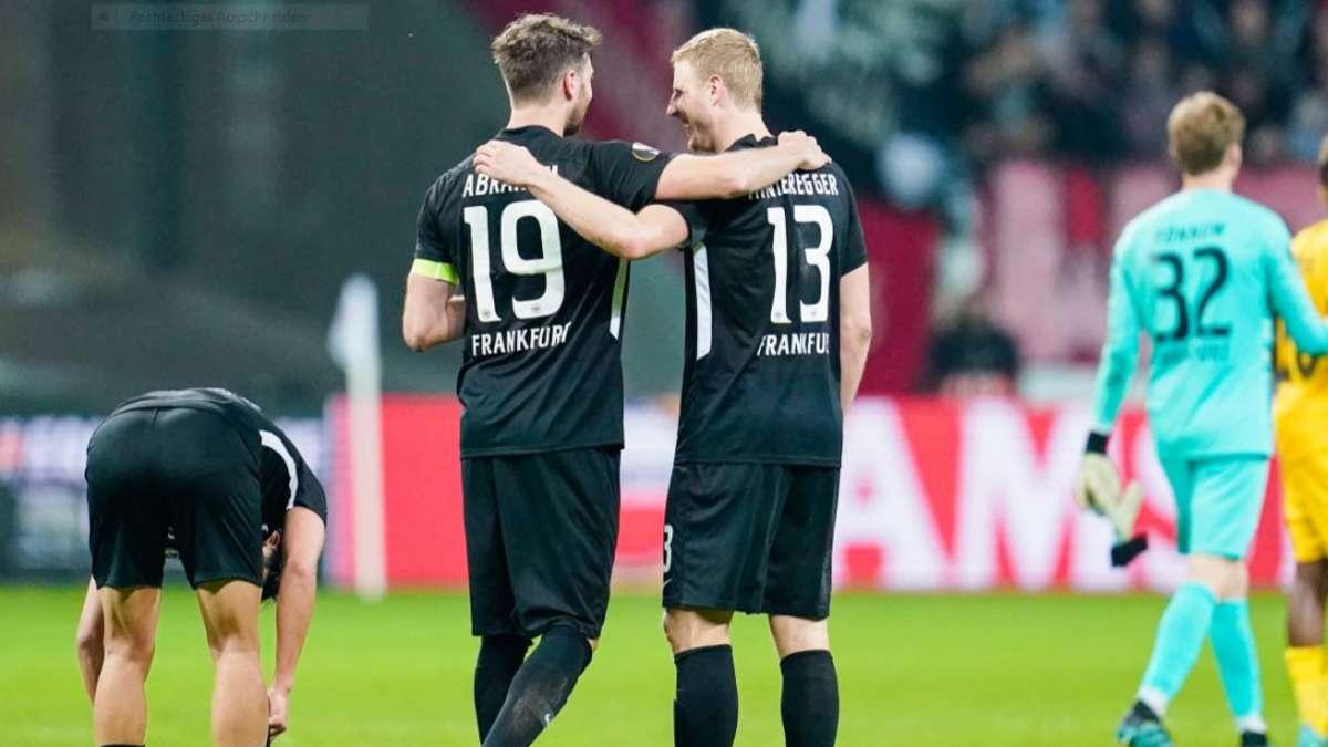 Standard Lüttich Eintracht Frankfurt