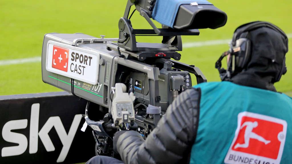 Eintracht Frankfurt Gegen Fc Bayern Munchen Heute Im Tv Und