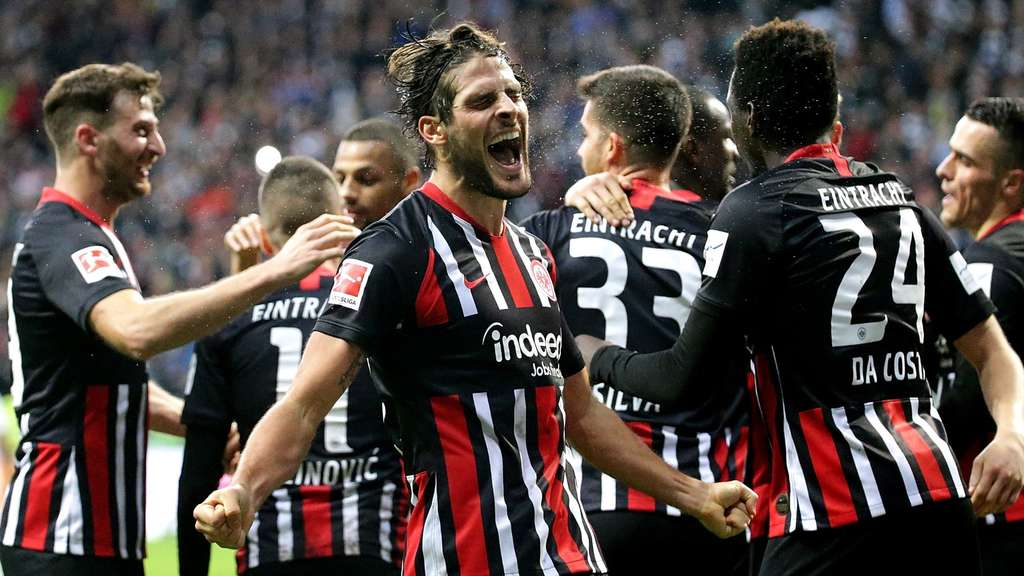Eintracht Frankfurt Sge Nur Bei Dazn Volle Sportsbars