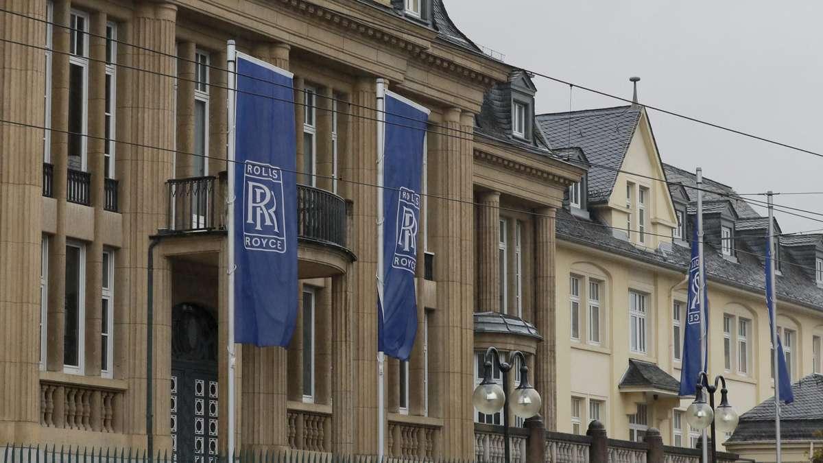 Oberursel: Stipendien von Rolls Royce | Oberursel - Frankfurter Rundschau